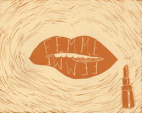 Femme on Femme Lips