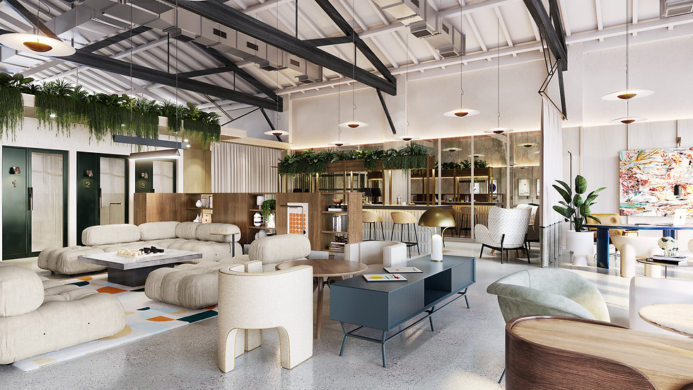 Olivus Clubhouse cowork silicon valley c