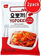 Instant Tteokbokki Rice Cake - Pack Of 2