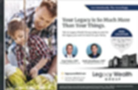 legacy wealth group sioux falls ad designed by age media