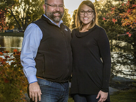 Garrett and Mindy Gross Recognized as Pork Promoter of the Year
