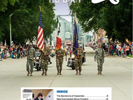 AGE Media Launches Community Guide for Hawarden, Iowa