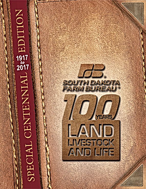 south dakota farm bureau centennial edition