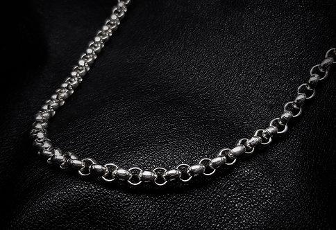 Heavy Belcher Chain 925 Sterling Silver
