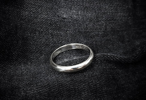 Classic Ring Band 925 Sterling Silver Ring Band