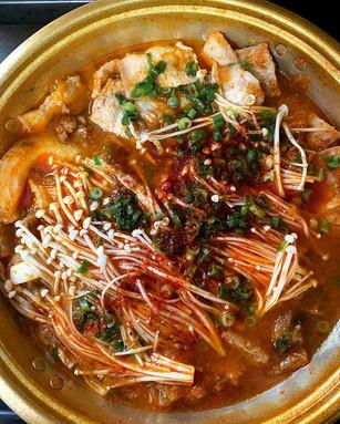 Pork Kimchi Stew