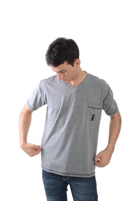 Camiseta com Bolso - SKU - 20131