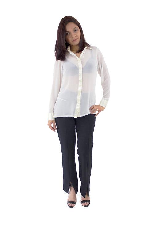 Camisa Feminina Fina