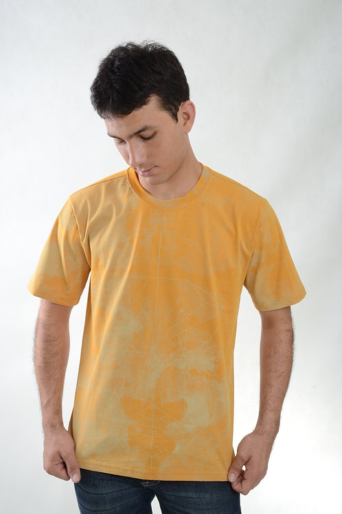Camiseta Masculina Marca D'água