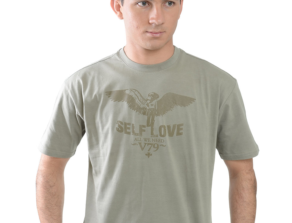 Camiseta tradicional