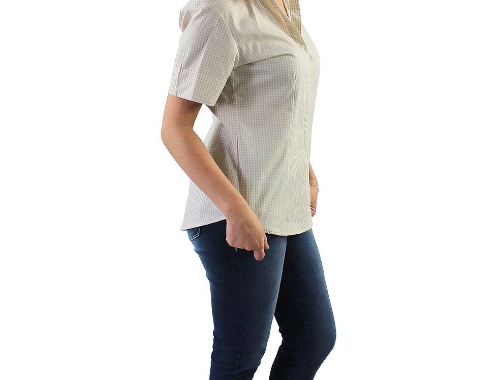 Camisa Feminina Quadriculada