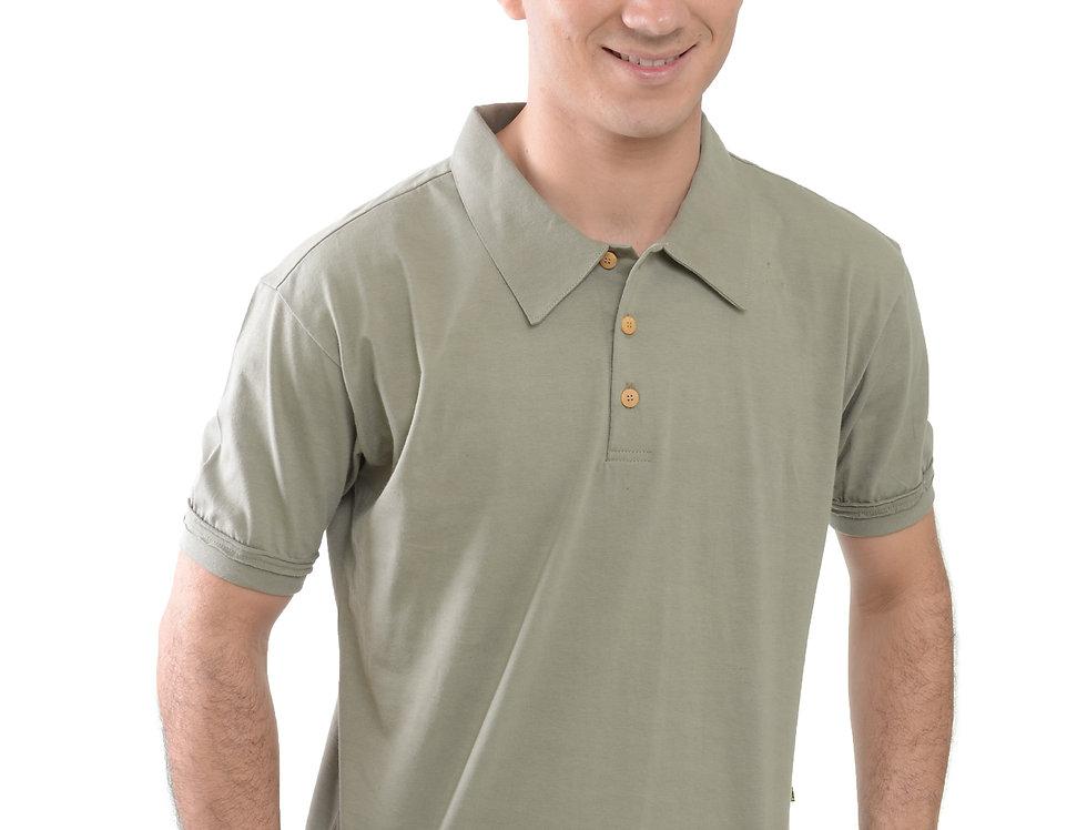 Camiseta Polo M/M Estonada