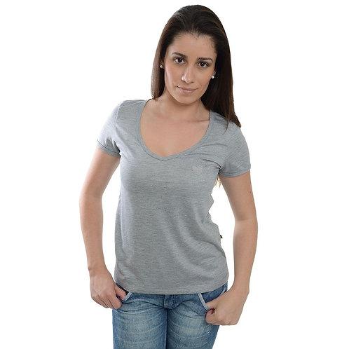 Blusa Feminina Decote V