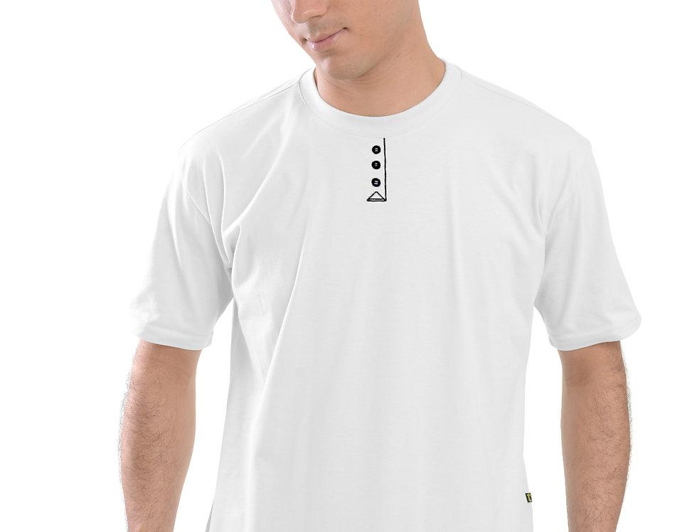 Camiseta Masculina Gola Redonda