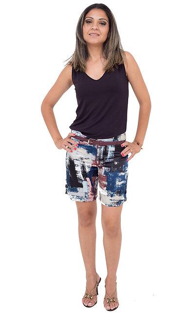 Shorts Social Estampado