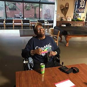 Bingo at the VA Hosp. Ann Arbor MI