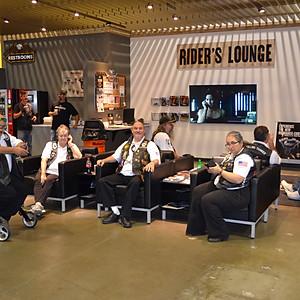 POW/MIA Chair of Honor Dedication - Motor City Harley