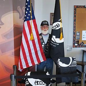 Brighton Harley POW/MIA Chair of Honor Dedication