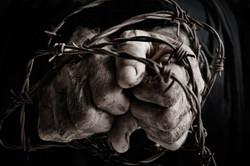 Prisoner Barbed Wire
