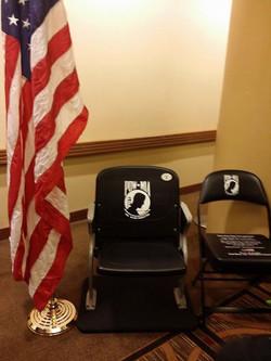POWMIA Chair of Honor