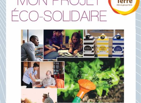"""Concours """"Mon projet Éco-Solidaire"""""""