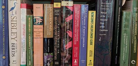 Naturalist's books