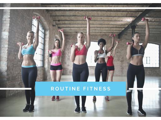 Routine fitness pour débutants