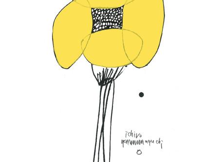 山口一郎 exhibition  - flowers -