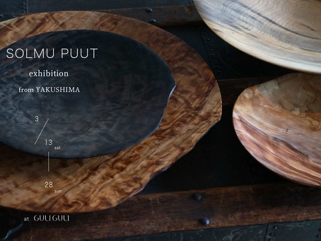 SOLMU PUUT 展示会