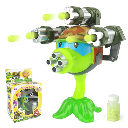 Interesting Plants vs Zombies Anime Figure Model Toy 15cm