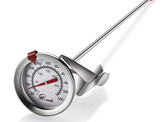 Deep Fry Thermometer With Instant Read