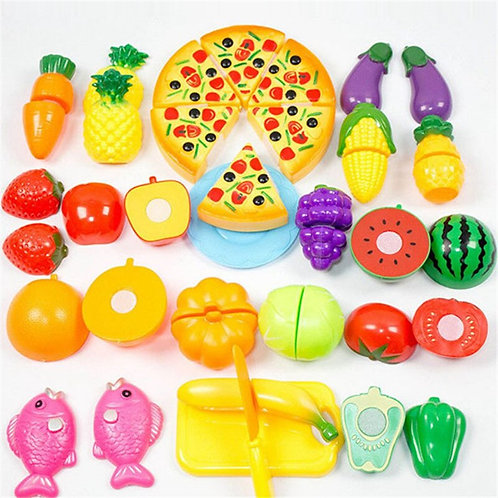 Baby Kitchen Toys Fruit and Vegetable