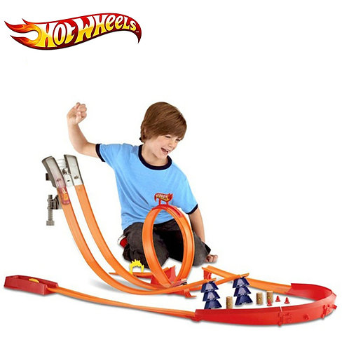 Hot Wheels Car Track Toy Vehicles