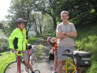 New Family Cycling holiday for 2017