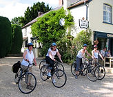 Cycling in the Teme Valley
