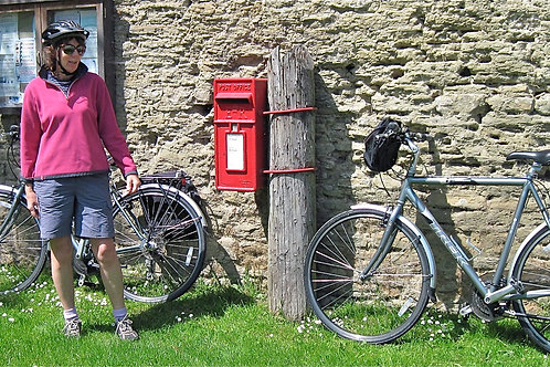 Cycling Holiday, Gift Voucher, Birthday, Christmas