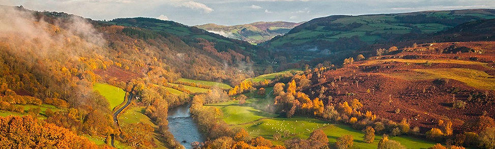River Wye, Mid Wales