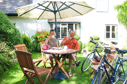 Cycling holidays in England