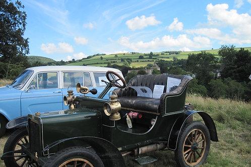 Vintage Cars, cycling holidays, May
