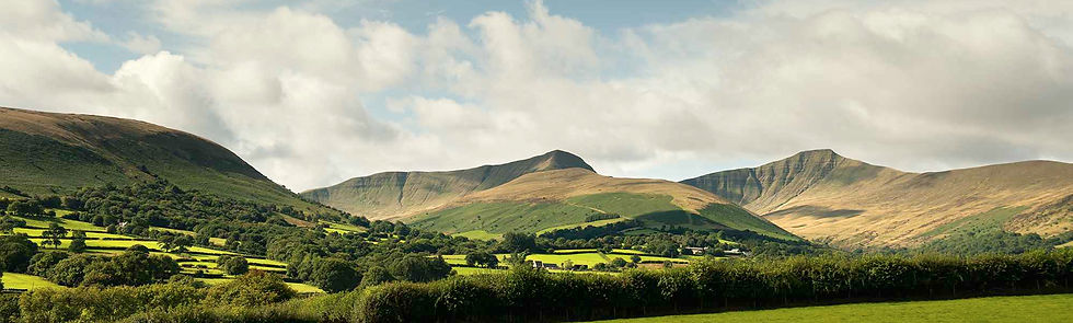 Brecon Beacons, cycling holidays in wales