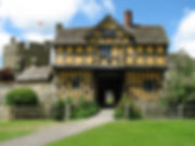 Stokesay Castle, cycling holidays in Shropshire