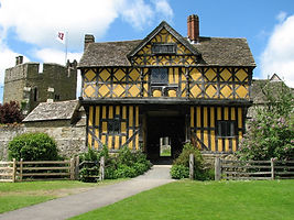 Stokesay Castle, bike tours in England