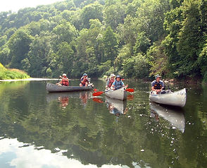 Cycling and canoeing holidays on the river Wye