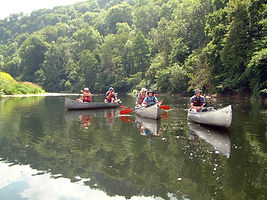 River Wye, cycling and canoeing holidays