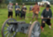 Civil war at Brampton Bryan, cycling holidays