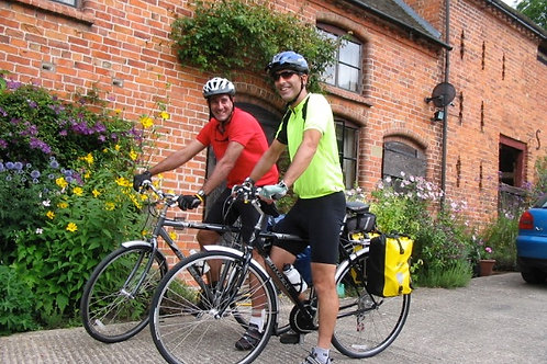 Cycling holidays in the UK