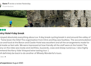 Country Hotel Cycling holiday