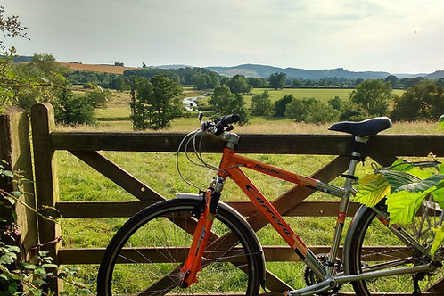 Teme Valley cycling