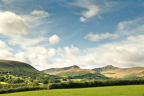 Brecon Beacons, cycling holidays, Wales