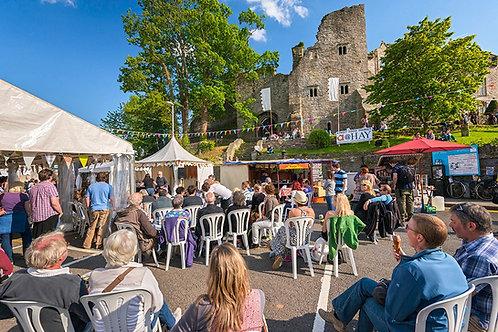 Hay Festival, cycling holidays, June